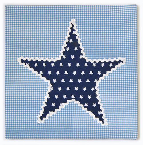 Kinderkamer Gordijnen Sterren: Wolk en sterren slinger grijze wolkjes ...
